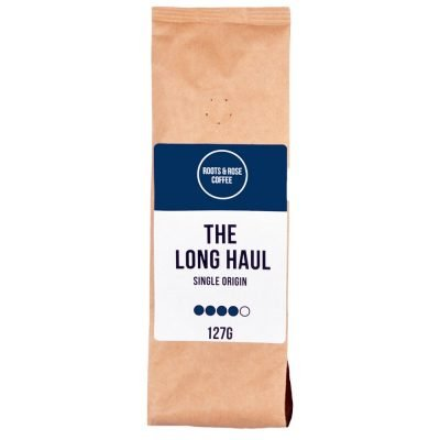 A picture of The Long Haul coffee